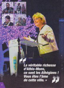 Les Voeux du Maire de laVille d'Athis-Mons
