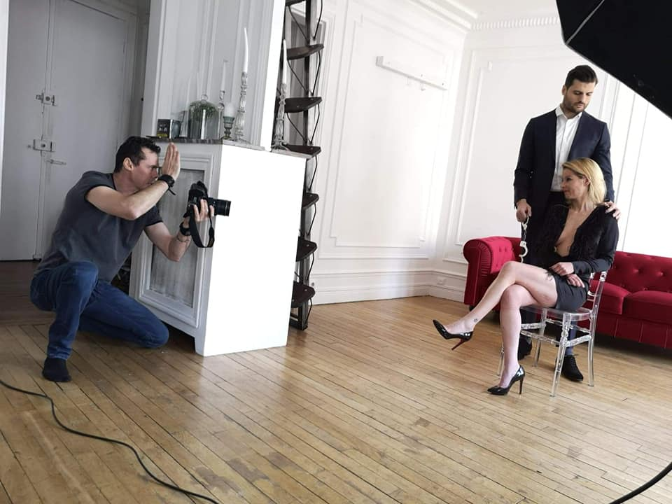 Shooting 50 Nuances de Grey
