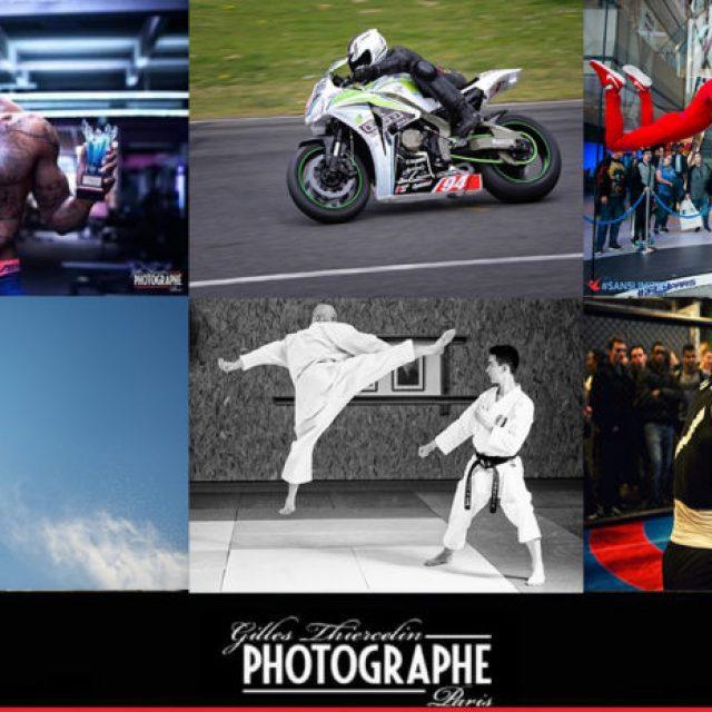 PHOTOGRAPHE PROFESSIONNEL SPORTIF : COUVERTURE PHOTO D'ÉVÉNEMENTS SPORTIFS OU DÉMONSTRATION SPORTIVE PROFESSIONNELLE & AMATEUR