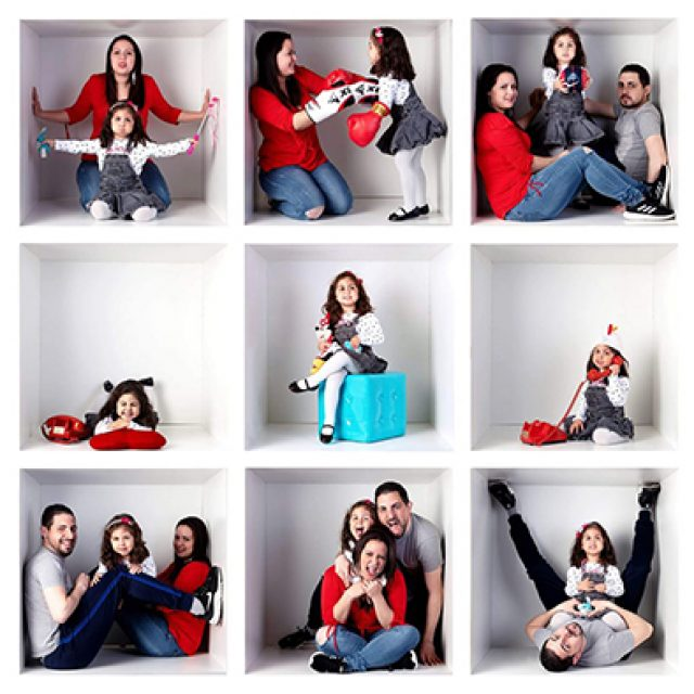 La Happy Box Un Shooting photo en studio Fun et décalé