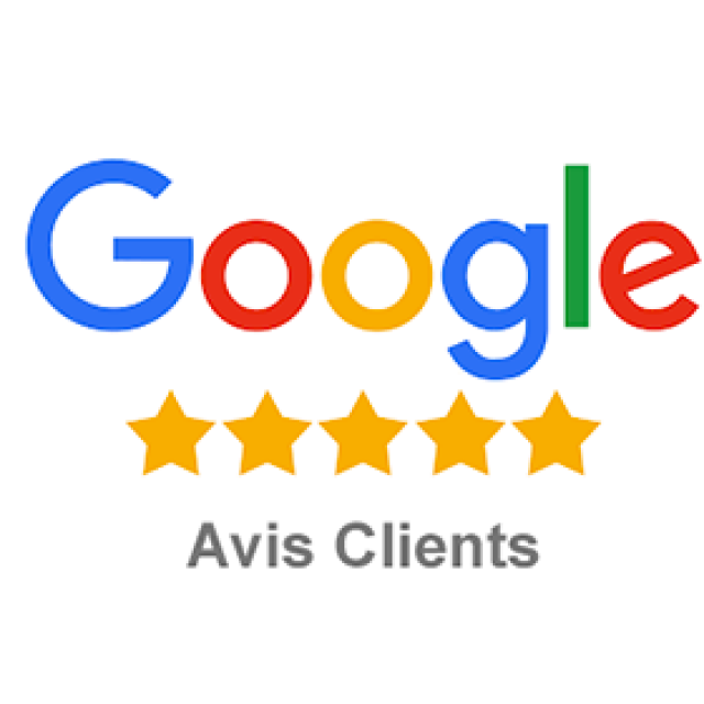 Google Avis clients