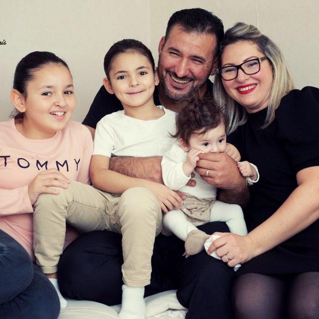 Séance Photo Bébé et Famille a Domicile