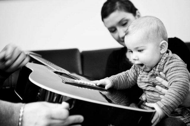 séance photo bébé a domicile